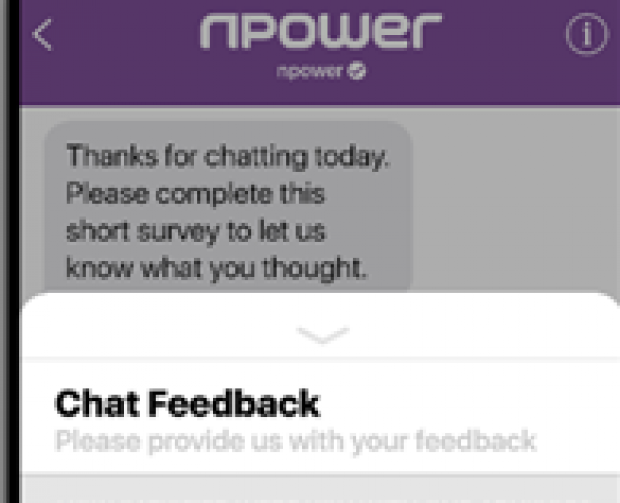 nPower rolls out Apple Business Chat as part of smart meter switch program