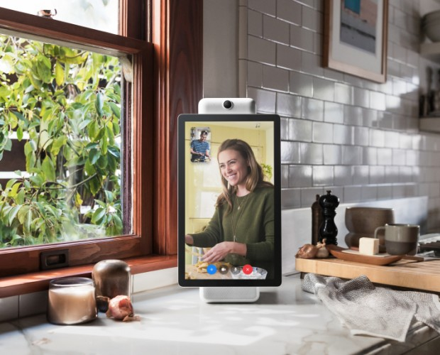 Facebook is reportedly working on a TV video chat device