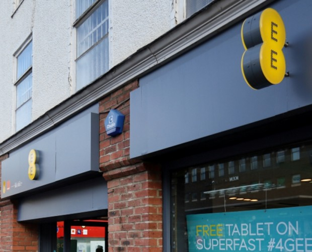 EE ranked as the number one UK mobile network again