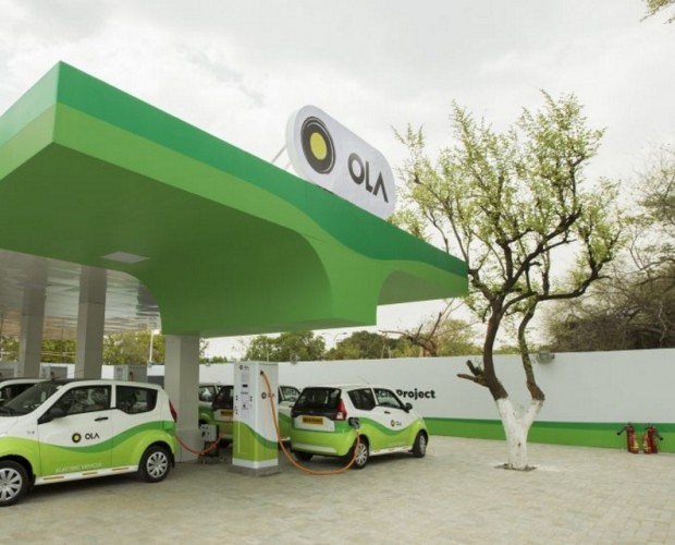 Ola spins out EV unit, raises £43m funding
