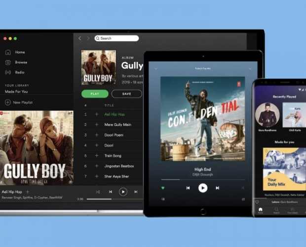Spotify has added over 1m listeners in a week since India launch