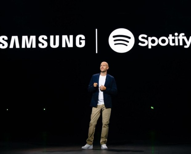 Spotify will now come pre-installed on Samsung devices
