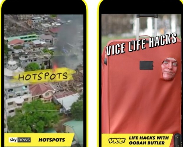 Mars and EE among launch advertisers for Snapchat Commercials