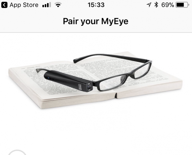 OrCam launches companion app for MyEye2
