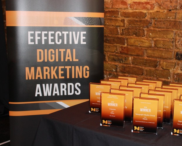 One week left to enter the Effective Digital Marketing Awards