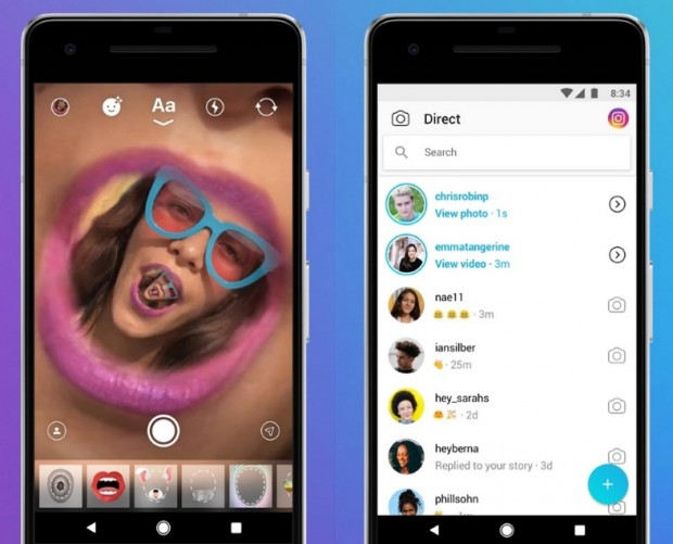 Instagram is killing off its standalone Snapchat clone app
