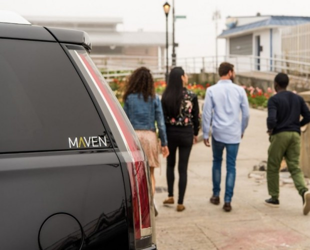 GM's car-sharing program, Maven, is quietly exiting cities