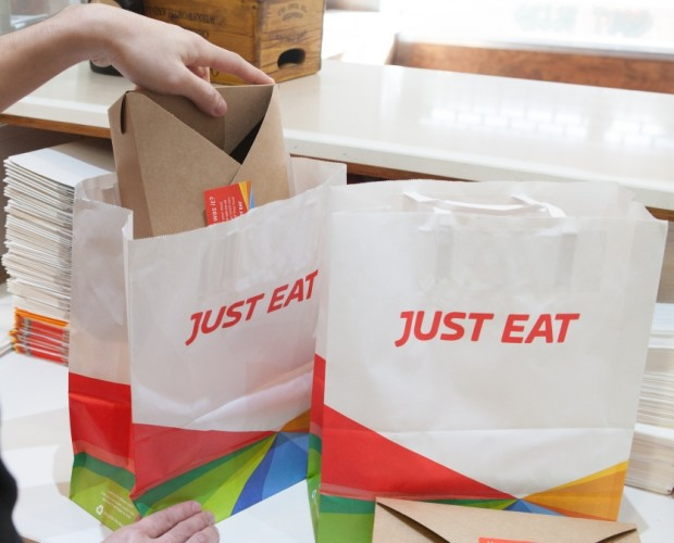 Just Eat set for £8.2bn merger with Takeaway.com