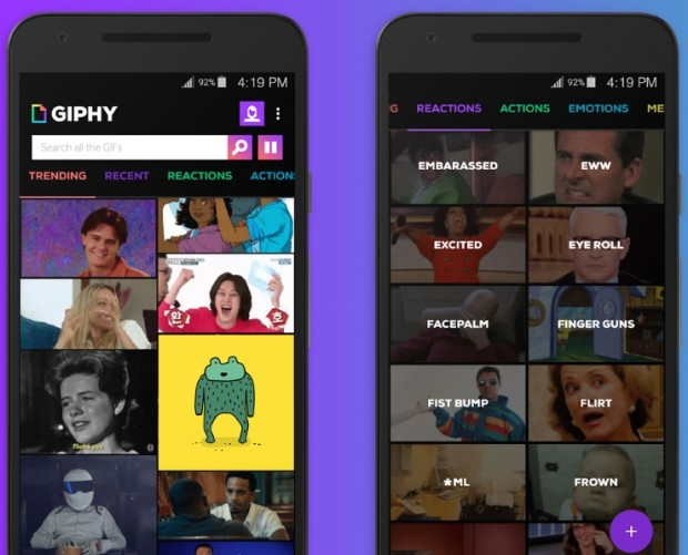 Giphy partners with Oracle's Moat for branded GIF measurement