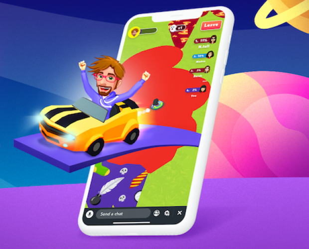Gismart launches new Color Galaxy game only on Snapchat