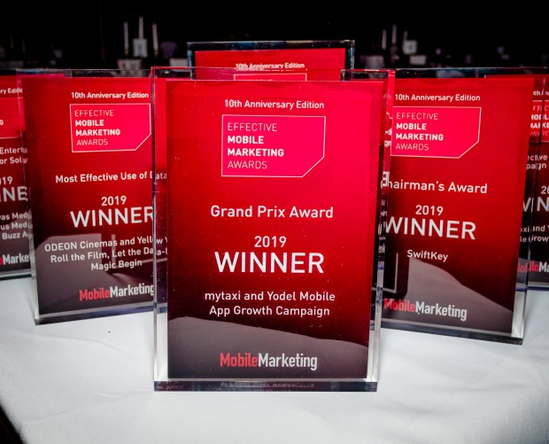 4 weeks until the Early Bird deadline for the 2020 Effective Mobile Marketing Awards