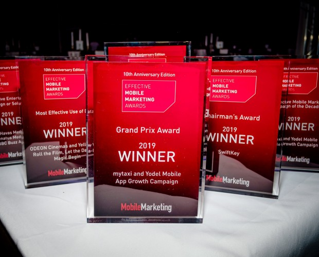 4 weeks left to enter the Effective Mobile Marketing Awards