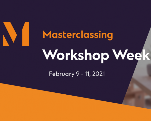 Introducing Masterclassing Workshop Week - US Edition
