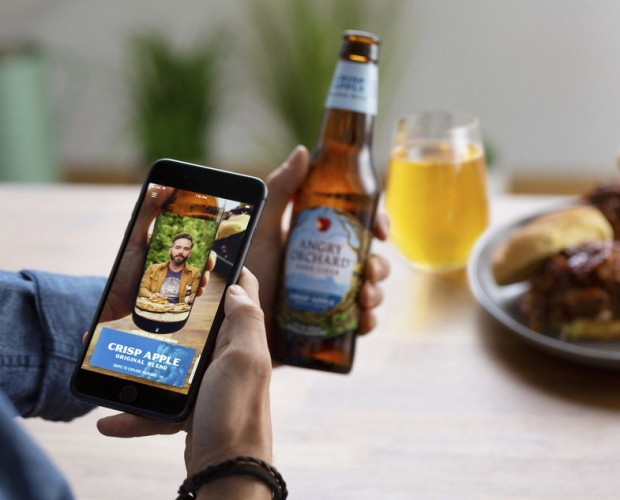 Angry Orchard launches interactive AR app