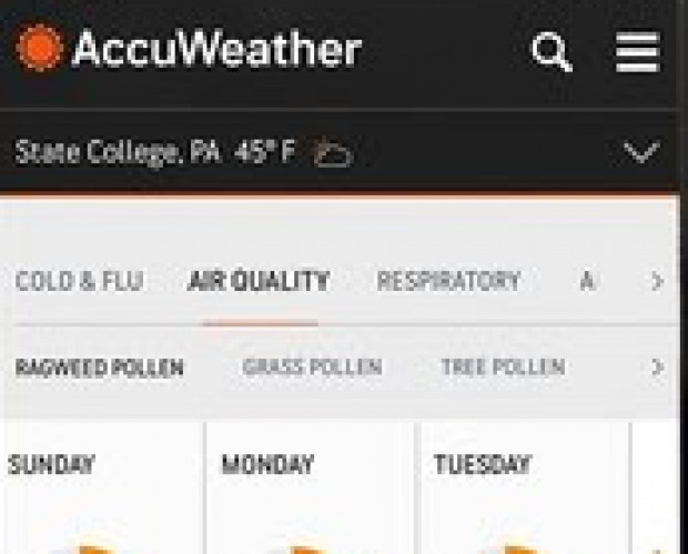 Accuweather ties up with Plume Labs to build air quality data into its weather forecasts