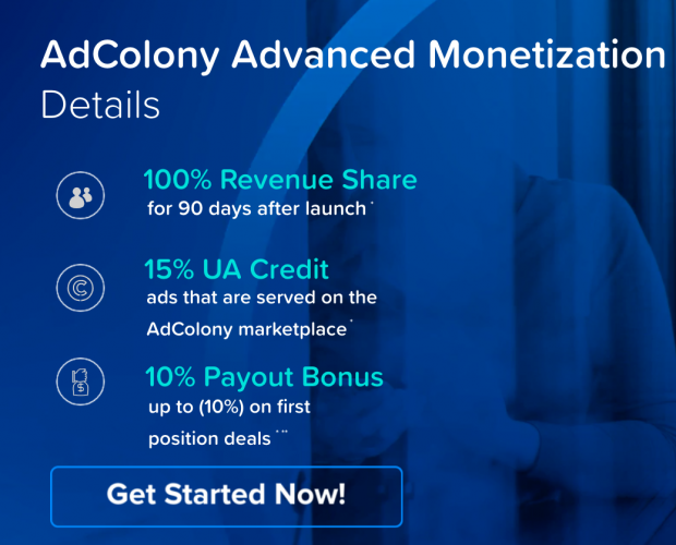 AdColony reveals its $5m Advanced Monetization Program