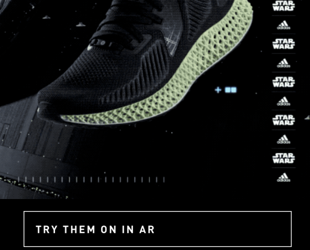 adidas launches AR try-on feature in its iOS app