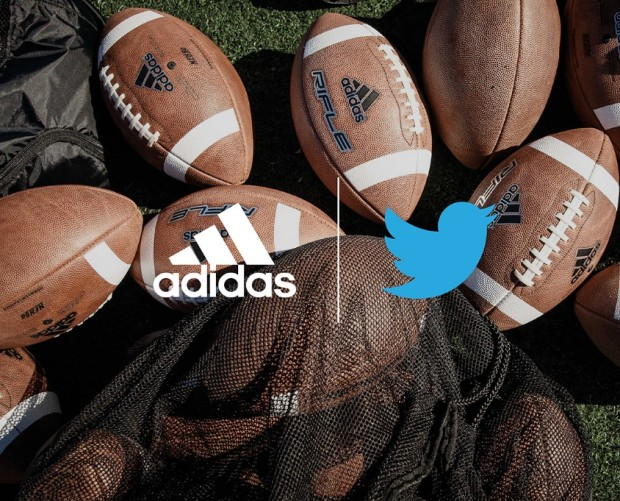 Adidas to livestream high school football games on Twitter