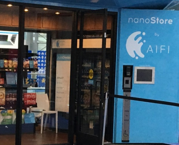 Polish convenience store chain links up with AiFi to offer cashierless shopping