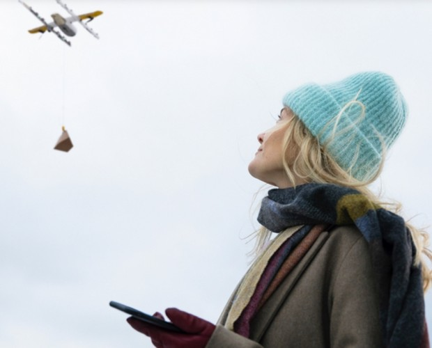 Alphabet to launch drone delivery in Finland next year