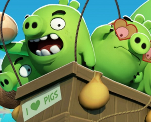 Angry Birds is coming to VR in 2019
