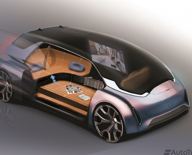 Auto Trader designs the car of the future