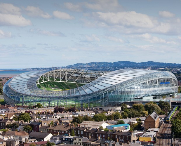 Shared Access upgrades mobile experience at Dublin's Aviva Stadium