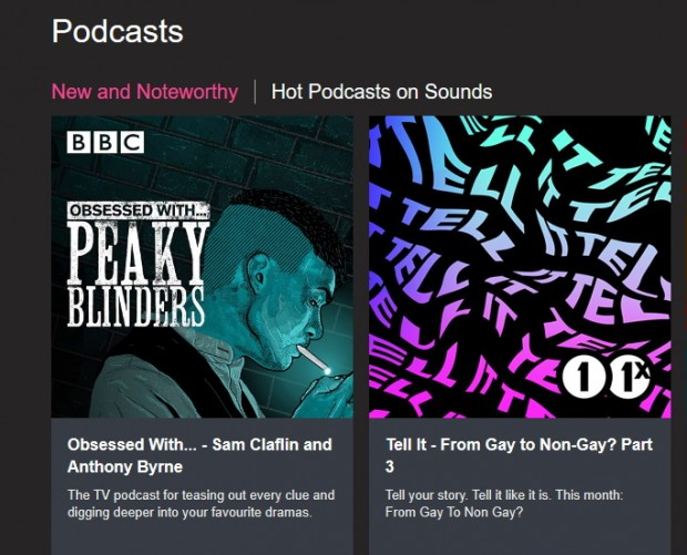 'Podcast advertising is really receptive and engaging': BBC talks branded podcasts