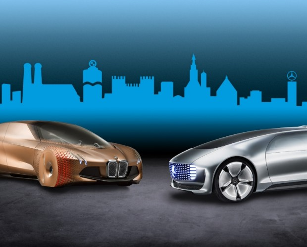 BMW and Daimler team up on autonomous driving