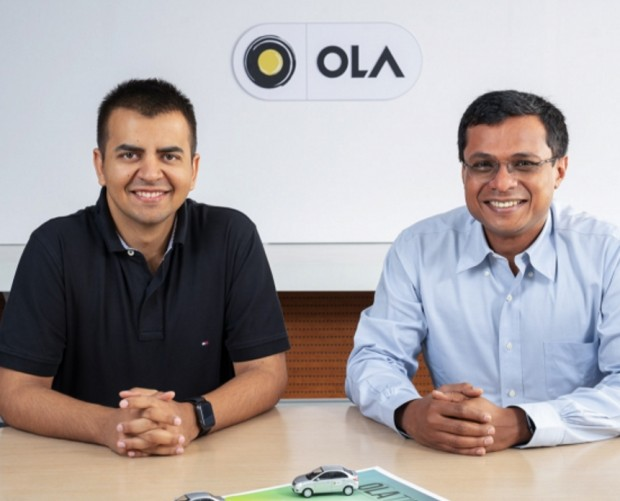 Ola picks up £71m investment from Flipkart co-founder Sachin Bansal