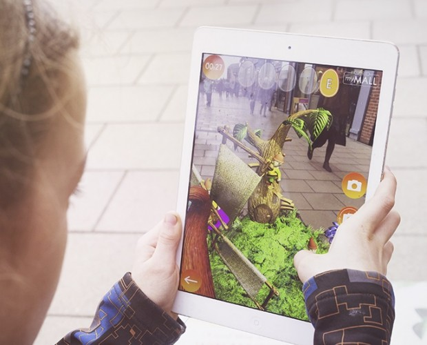 British Land launches 'Gnomee's Egg Hunt' augmented reality game for Easter