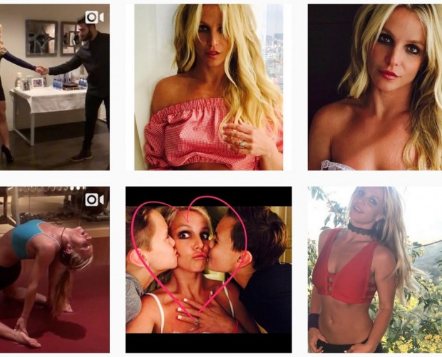 Britney Spears' Instagram is being used by hackers to communicate with malware