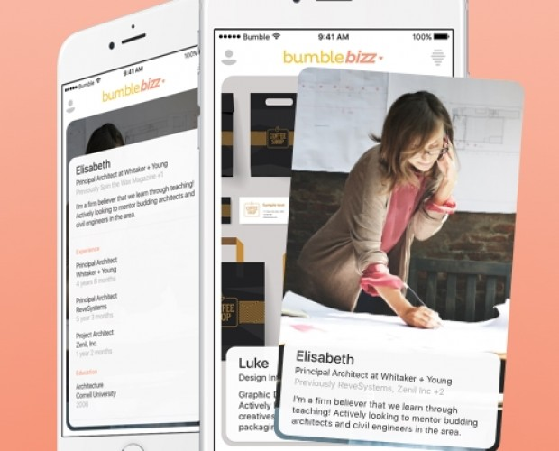 Dating app Bumble launches professional networking feature