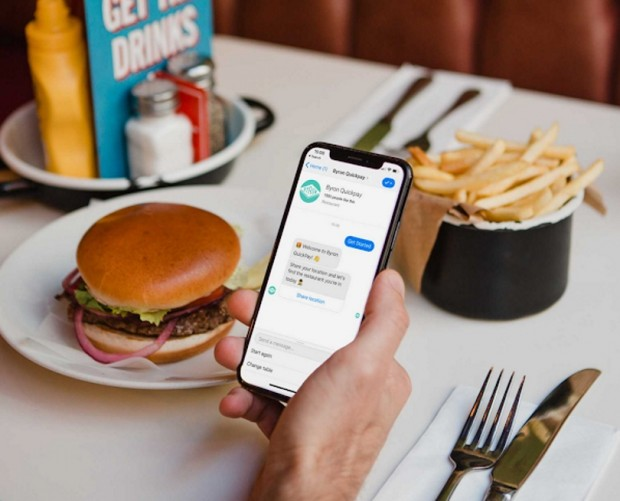 Byron launches Facebook Messenger payment bot in its restaurants