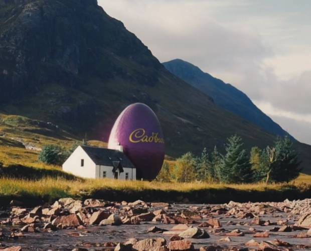 Cadbury launches Google Street View-powered Easter egg hunt