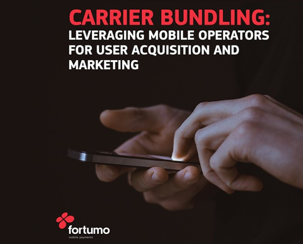 Carrier Bundling: Leveraging mobile operators for user acquisition and marketing