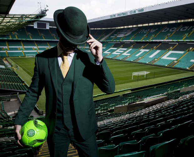 Mr Green signs in as Celtic's official stadium wi-fi betting partner