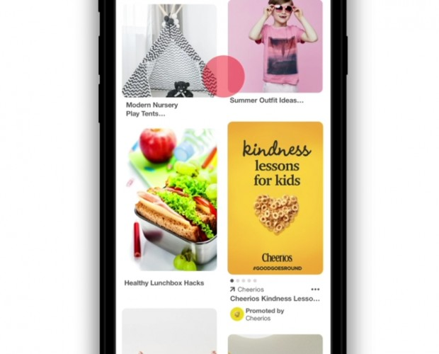 Pinterest introduces carousels to its ad formats