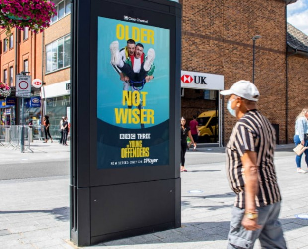Clear Channel debuts 'smart billboards' in Europe