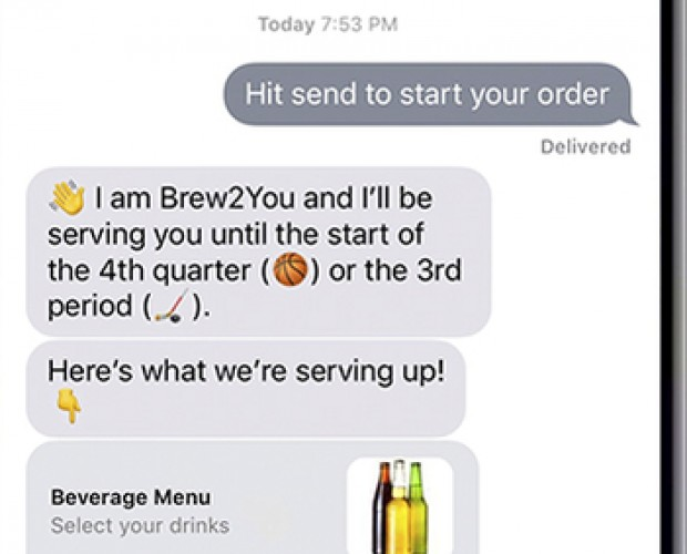 Cleveland Cavaliers turns to Apple Business Chat for mobile drink ordering