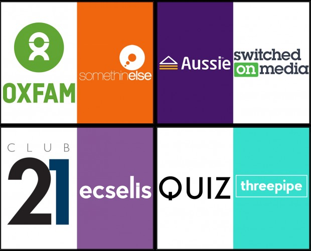 Pitch Perfect: Oxfam, Aussie, Club 21, Quiz