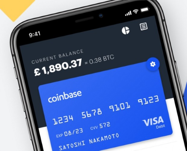 Coinbase launches crypto Visa debit card