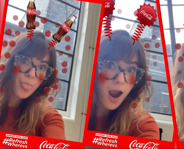 Coca-Cola turns to WebAR for #Refreshwherevs campaign in South Africa
