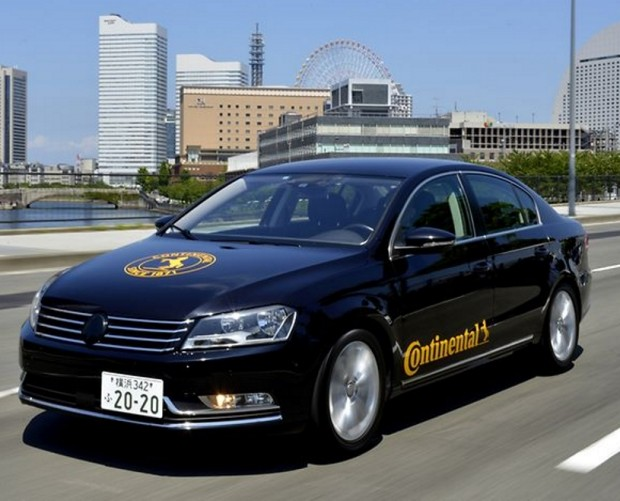 Continental joins BMW, Intel and Mobileye on self-driving system
