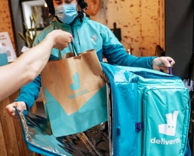 Deliveroo valued at $7bn in $180m funding round