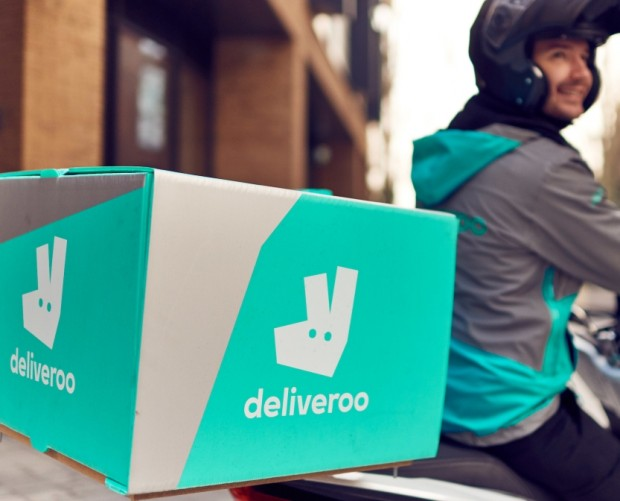 Deliveroo picks up $575m in Amazon-led funding