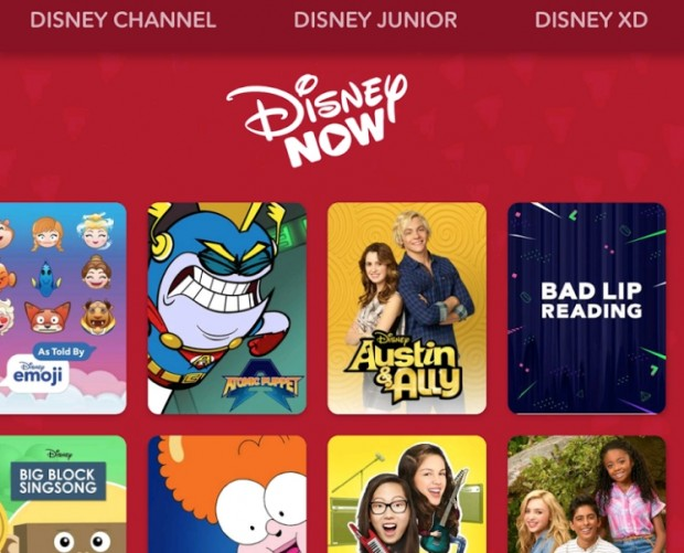 Disney brings together its TV apps into one hub
