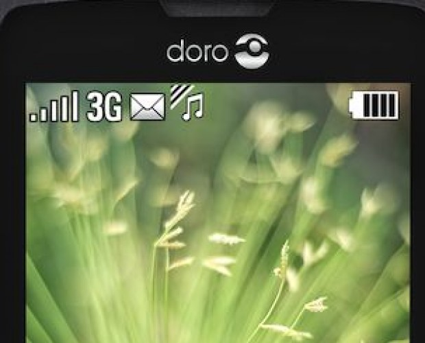 Doro and giffgaff team up to donate phones, talk-time and data to the elderly