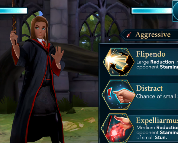 Harry Potter app launches first multiplayer event with Duelling Club