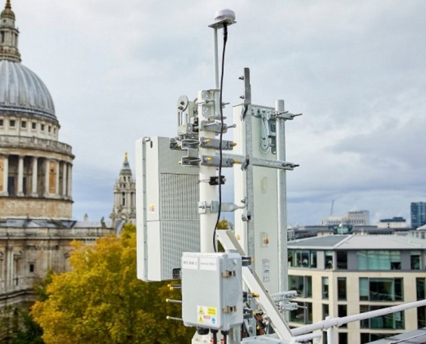 EE brings new 5G trial sites to London